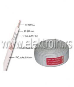 Koaksijalni kabl RG6 1.1