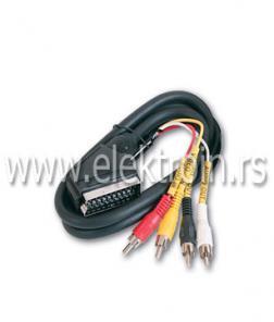 Skart-4 RCA kabl 1.5 M