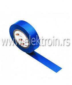 Izolir traka PVC plava