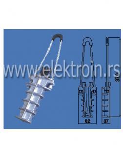 Stezaljka za zatezno prihvatanje NN SKS-a 54-71,5mm2