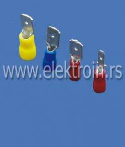 FASTON izolovane kablovske papučice - muške