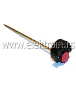 Bojler termostat štapni okrugli Liko