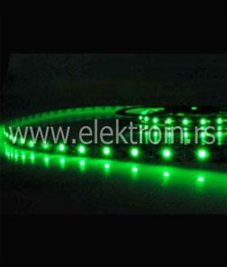 Led traka M-R3528 zelena 5m 12V 60 LED/1m IP20