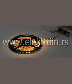 Led traka M-R3528 topla bela 5m 12V 60 LED/1m IP20