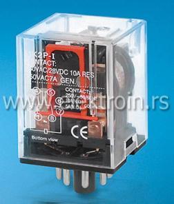 Rele MK3P-1 220V