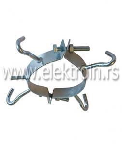 MGK 50 - Šelna za stub